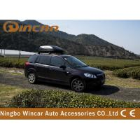 ABS plastic board universal SUV / CRV Car Roof Boxes of U-bolt Mounting Manufactures