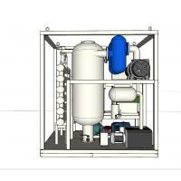 Insulating Oil Purifying Machine , Physical Chemical Methods Oil Treatment Machine Manufactures