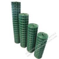 Metal 4 X 4 Welded Wire Mesh Anti - Water For Industry / Farming Security Manufactures