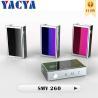 Buy cheap E-cigarette Biggest Wattage 510 Electronic Cigarette 260 Watt Smy 260W Mod from wholesalers