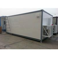 20ft / 40ft Outdoor Equipment Shelters Container Medical Mobile Engine Shelter Manufactures
