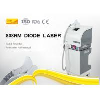 Pulse Mode Permanent Hair Removal Laser Machine , 808nm Painless Hair Removal Machine Manufactures
