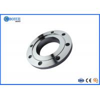 3/4'' Class 300LB Slip On Forged Steel Flange Reliable For Pipe Connection Manufactures
