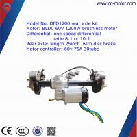 Buy cheap India auto rickshaw motor for passenger,Rear Axle Differential with Shift from wholesalers