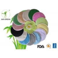 Quality 3 Layers Bamboozies Nursing Breast Pads , Gentle Soft Bamboo Training Pads for sale