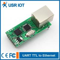 [USR-TCP232-T] RS232 TTL to Ethernet Converter TCP/IP module, support TCP/UDP Manufactures