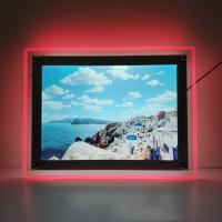 China LED Aluminum Profile Light Box Snap Picture Frame Shop Display Sign on sale