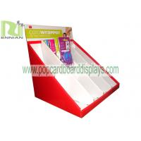 Header phone cardboard display stand point of purchase displays cardboard displays ENCD006 Manufactures