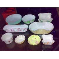 Greaseproof Paper Cake Tray Forming Machine Disposable Cups And Plates Making Machine Manufactures