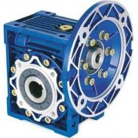 Worm Shaft Reducer Steering Gear Box Worm Gear Reducer for Industrial NMRV Series Manufactures