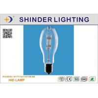 ED Shape 2100k 250 Watt HPS Grow Bulb For Bus Station CRI22 , Sodium Vapor Lamps Manufactures