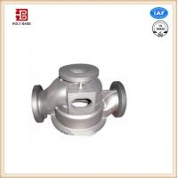 HOLY BASE High presicion machining resin sand casting steel parts Manufactures