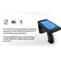 Handheld Mobile Computer PDA Android Barcode Scanner  RFID Card Reader Android Manufactures