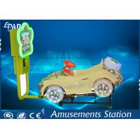Coin Operated Children Kiddy Ride Machine Hardware Material For Game Center Manufactures