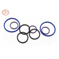 China rubber  products wholesale High Tempereture blue Silicone O Rings on sale