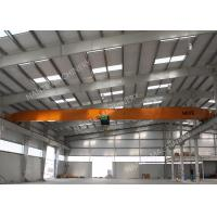 Cheap 10T Single Girder Overhead Cranes For Factories / Material Stocks / Workshop for sale