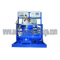 Marine Power Plant Diesel Engine Fuel Oil Handling System Disc Separator 5000 LPH Manufactures