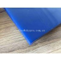 Soft Custom Rubber Skirting Board High Abrasion Resistance Made of SBR/NR