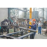 High Power Horizontal Continuous Casting Machine For Bronze Pipes Custom Made Manufactures