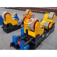 Automatic Centering Vessel Turning Rolls 40T For Pressure Vessel Welding Manufactures