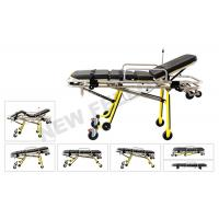 Multifunctional Automatic Loading Aluminum Alloy Ambulance Stretcher For Rescue Patients Manufactures