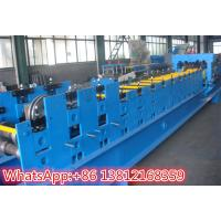 Cheap Fire Resisting Damper Roll Former Machine Steel K Span Roll Forming Machine for sale