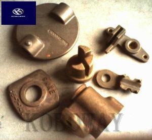 Professional Non Ferrous Metal Casting Parts Bronze Casting Process OEM Available Manufactures