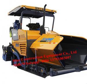 15t 8.15m Road Construction Crawler Concrete Asphalt Paver Manufactures