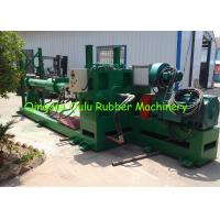 Water Cooling Rubber Extruder Machine 60R / Min For Rubber Foam Pipe / Sheet