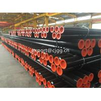 ASME B36.10M Seamless Steel Tube API 5L Grade B Seamless Cold Drawn Steel Tube Manufactures