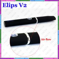 450mah Recharged Battery Elips v2 Elips e Cigarette With 1pc Wall Charger , Ce / Rohs Manufactures