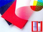 Buy cheap Shining Sandy PVC Film from wholesalers