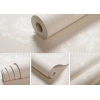 Cheap Self Adhesive Custom Removable Wallpaper / Peel And Stick European Style Wall Covering for sale