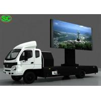 P5 Mobile Truck LED TV Display Commercial Advertising Screen Sign Manufactures