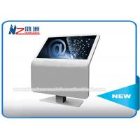 China USB SD Players Board Outdoor Information Kiosk , 47 Inch Lcd Touch Screen Directory Kiosk on sale