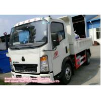 Light Duty Commercial Trucks HOWO 4x2 Manufactures