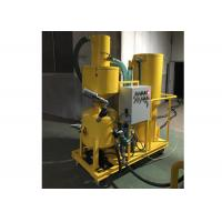 40 Gallon Dustless Vacuum Blasting Machine For Removing Oil Tank Oxide Coating Manufactures