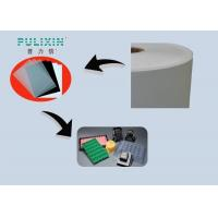 Colored Thick 2mm Conductive Plastic Sheet , Anti Static Material Plastic Sheet Roll Manufactures