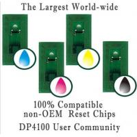 Primera 4100 Ink Refill Chips (CMYK 53601,  53602, 53603, 53604, 53605, 53606, 53607,53608)  Eight (8) two each color Manufactures