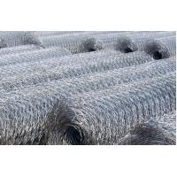 Hot dip galvanized hexagon Wire Mesh Gabion box Slope Stabilisation System Manufactures