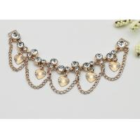 Fashionable Shoe Accessories Chains Elegant Exquisite Environmental Plated Manufactures