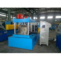 C Purlin Roll Forming Machine with High-level of Automation for Main Body Stress Structure