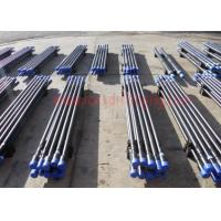 Customization Length Threaded Extension Drill Steel Rod For Road Construction Hole Drilling Manufactures