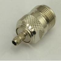 Honor LMR200 N Type Coax Connector / 75 Ohm N Connector Male Female Manufactures