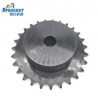 Nonstandard Black Conveyor Chain Sprocket Drive Sprocket For Agricultural Machinery Manufactures