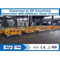 China freight Steel Structure Warehouse steel portal frame construction on sale