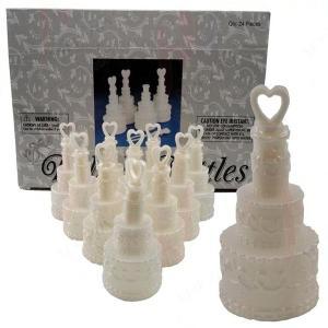 China Small wedding cake shape wedding soap bubbles on sale