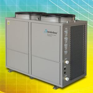 High Efficiency Commercial Heat Pump T5 , High COP Heat Pump Air Source