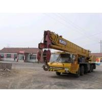 Buy cheap Used Crane Mobile Crane 50t from wholesalers
