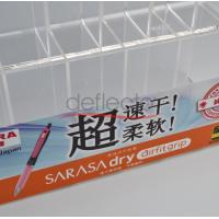 China Acrylic pen holder ,257x113x326(mm),custome made,clear acrylic on sale